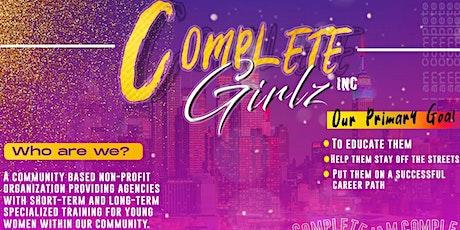 COMPLETE GIRLZ VIRTUAL GIRLZ CHAT tickets