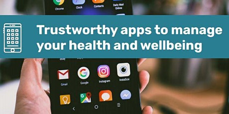 Webinar: How to download health-related apps tickets
