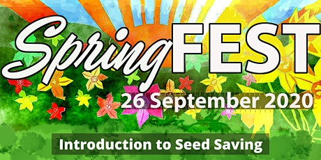 Introduction to Seed Saving with Canberra Seed Savers tickets