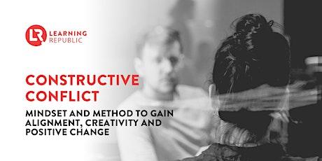 Constructive Conflict - Virtual Workshop tickets