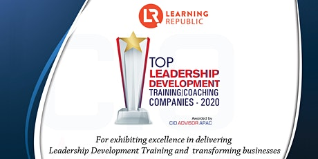 Future of Learning Seminar 3: Empowering Leaders & Award Winning Technology tickets