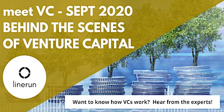 meet VCs | Meet the People Behind Venture Capital & Startup Investment tickets