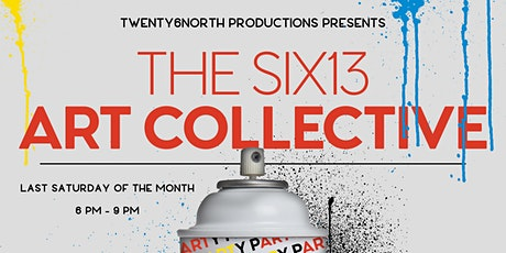 THE SIX13 ART COLLECTIVE billets