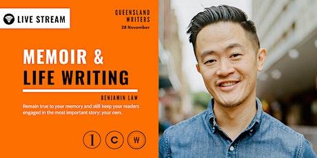 LIVE STREAM: Memoir & Life Writing with Benjamin Law