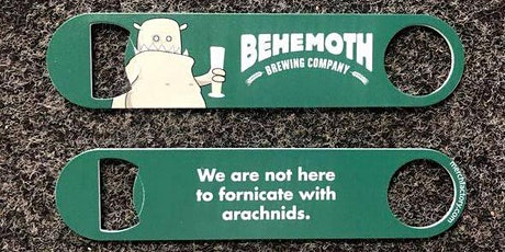 Beer Club with Behemoth tickets
