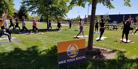 Outdoor Yoga at City Lights Brewing Company tickets