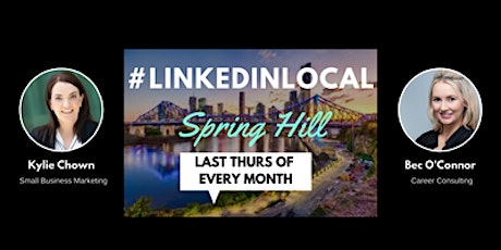LinkedIn Local Spring Hill  (ONLINE) tickets