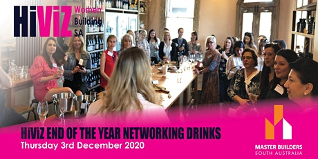 HiViZ End of Year Networking Drinks 2020 tickets