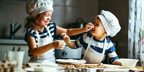 Spring Time Snacks - Kids Cooking Class tickets
