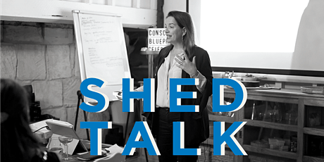Creating Brand Energy- Shed Talk tickets