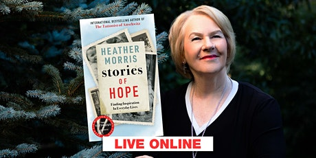 The Author Talks: An evening with Heather Morris tickets