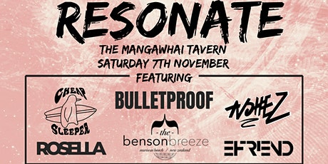 ASHEZ Presents: Resonate ft. Bulletproof, Benson Breeze & more tickets