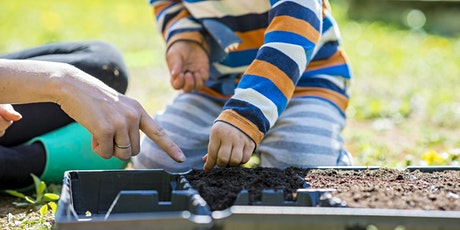 An ADF families event:  Seeding into Spring! Sydney and Liverpool families tickets