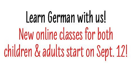 German Language Courses tickets