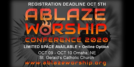 'LET YOUR LIGHT SHINE' Ablaze Conference 2020 tickets