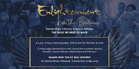 Enlightenment In The Bedroom- Sunshine Coast and Online tickets