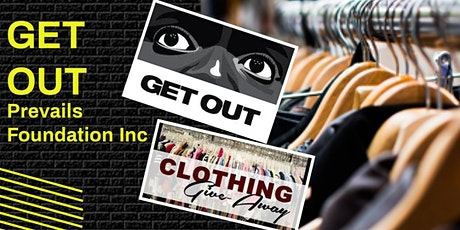 FREE WOMEN'S INTERVIEW CLOTHING EVERY OTHER SATURDAY STARTING OCTOBER tickets