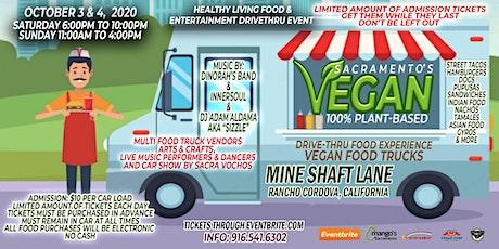Sacramento's Vegan Food Drive-Thru Experience tickets