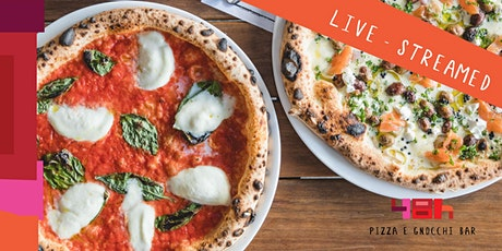Online Pizza Masterclass with Piccolo - Oct tickets