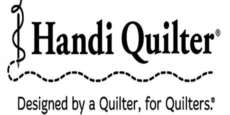 Handi-Quilter Longarm Retreat November 15 - 19, 2021 tickets