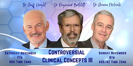 Controversial Clinical Concepts III tickets