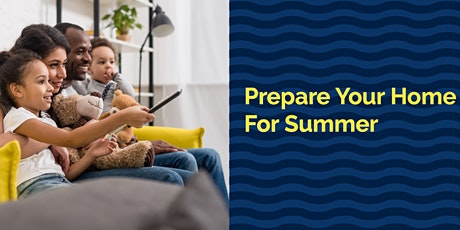 Prepare Your Home for Summer - Webinar - Manningham Council tickets