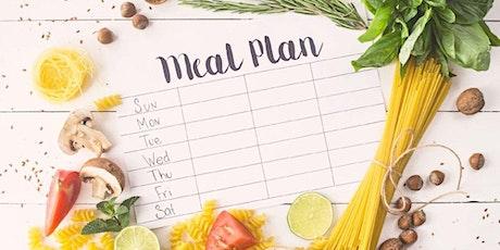 Online Meal Planning & Food Waste Avoidance Workshop - 5 December 2020 tickets