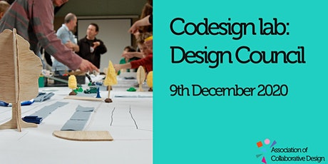 ACD Codesign Lab 2 - Design Council tickets