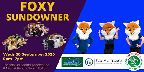 Business Networking Sundowner tickets