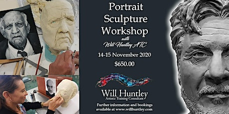 Portrait Sculpture Workshop tickets