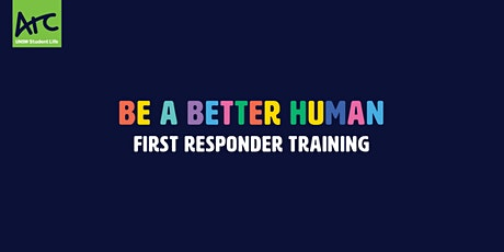 First Responder Training (Free) tickets