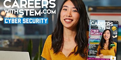 Careers with STEM: Next Gen Careers webinar: Cybersecurity tickets