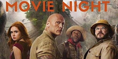 Outdoor Movie Night tickets