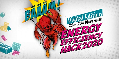Energy Efficiency Hackathon 2020 #eehack2020 tickets