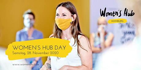 WOMEN'S HUB DAY HAMBURG 28. November 2020 Tickets