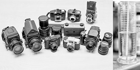 Medium Format Film Photography and  Developing Workshop tickets