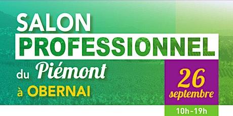 Salon Professionnel du Piémont tickets