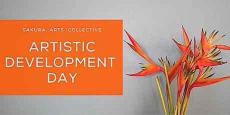 Artists Appreciation + Development  Day tickets