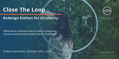 Close the Loop: Redesign fashion for circularity tickets