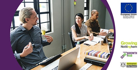 D2N2 Growth Hub - Creative Digital and Tech Business Surgeries tickets