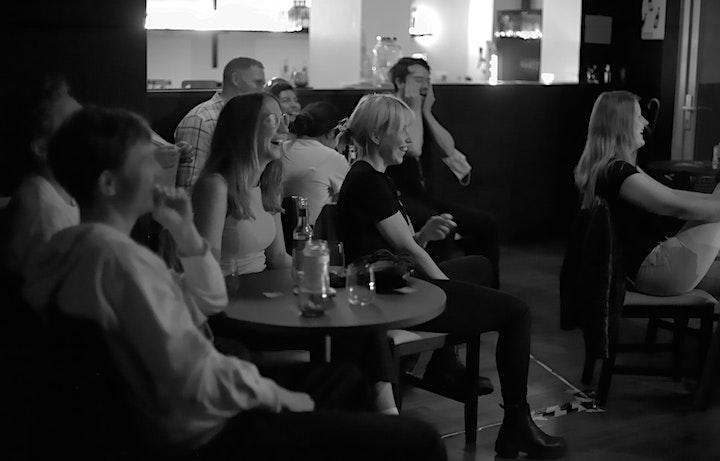 English Stand Up - Propaganda Comedy #2.05 - Tyrone Stallone *Munich image