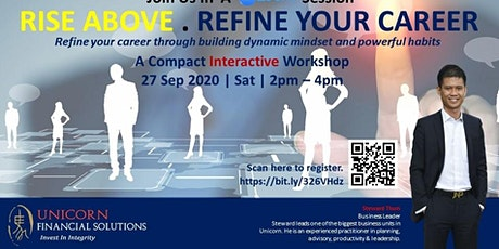 Rise Above . Refine Your Career tickets