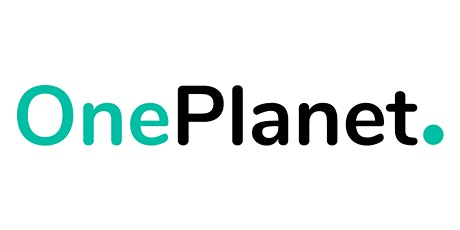 OnePlanet introductory webinar; learn to use our  sustainability platform tickets