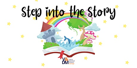 Step into the Story - 30th September tickets