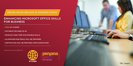 Enhancing Microsoft Office Skills for Business tickets