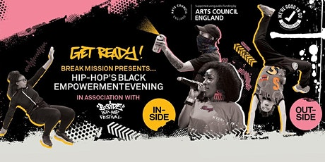 Hip-Hop's Black Empowerment Evening tickets