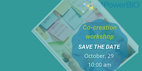 MPOWERBIO Co-creation workshop Tickets