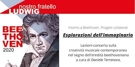 ll processo creativo di Giacinto Scelsi, tra improvvisazione e partitura biglietti