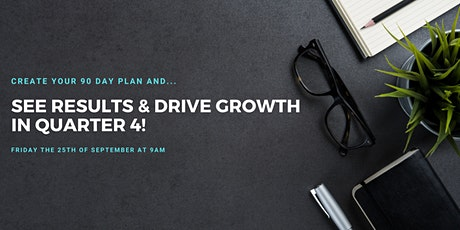 Drive Business Growth in Quarter 4 with Mark Van Rol! tickets