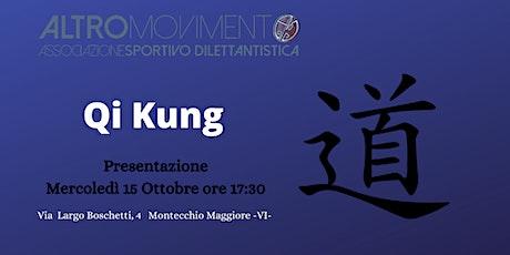 Qi Kung biglietti